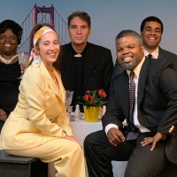 BWW Review: Don Bluth Front Row Theatre Presents GUESS WHO'S COMING TO DINNER ~ True  Photo