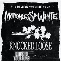 Motionless In White Announce 'The Black And Blue' Headline Tour Featuring Knocked Loo Photo