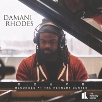 Damani Rhodes' R.E.A.C.H Is Available Now Photo