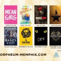 Orpheum Announces Date Changes at Orpheum Theatre Memphis Photo