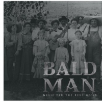 Rock Artist Bald Man Unleashes Debut Album 'Music For the Rest of Us' Photo