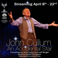 JOHN CULLUM: AN ACCIDENTAL STAR to be Streamed in April Photo
