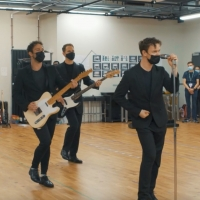 VIDEO: JERSEY BOYS in Rehearsal; Returning to London Next Month! Photo