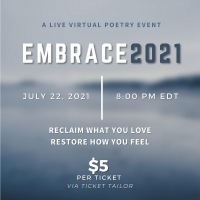 The Ink Project and Poetic People Power to Present EMBRACE 2021: RECLAIM WHAT YOU LOVE, RE Photo