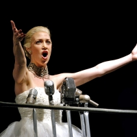 EVITA Opens At Lyric Stage Friday, September 20 Photo