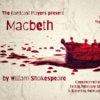 The Bardcast Players Present Shakespeare's MACBETH Photo