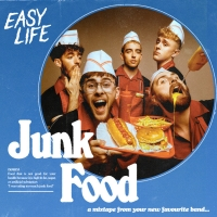 Easy Life Release 'Sangria' & Announce JUNK FOOD Mixtape