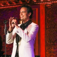 BWW Review: ISAAC SUTTON Encores BROADWAY ISRAEL at Feinstein's / 54 Below Photo