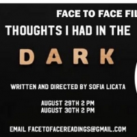 Face To Face Films Reading Seriesto Present Original Works Photo