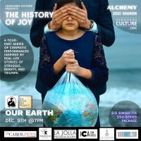 Vanguard Culture to Premiere Fourth Installment in HISTORY OF JOY Series, 'Our Earth' Photo