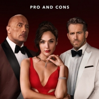VIDEO: Watch the Trailer for RED NOTICE Starring Dwayne 'The Rock' Johnson, Gal Gadot and Photo
