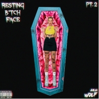 Julia Wolf Releases Anthemic 'Resting B*tch Face: Part 2' Photo
