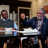 Wendell Pierce and Charlie Robinson Star in James Anthony Tyler's SOME OLD BLACK MAN Photo