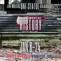 BWW Interview: James P. Darvas of MONUMENTAL HISTORY at OnStage Playhouse Photo