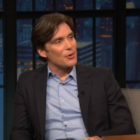 VIDEO: Cillian Murphy Says He Auditioned to Play BATMAN on LATE NIGHT WITH SETH MEYER Photo
