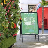 Royal Court Theatre Announces New Pop-Up Bar & Cafe, Court In The Square, To Open Thi Photo