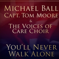 Michael Ball and Captain Tom Moore's 'You'll Never Walk Alone' Hits Number One in the Photo