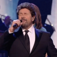 VIDEO: Michael Ball Performs 'You'll Never Walk Alone' at the Royal Variety Show Photo