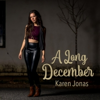 Karen Jonas Releases 'A Long December' Cover Photo