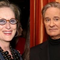 Meryl Streep & Kevin Kline to Star in Sarah Ruhl's DEAR ELIZABETH Presented by Spotlight o Photo