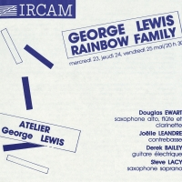 Composer George Lewis Releases World Premiere Recording Of Rainbow Family On Carrier Photo