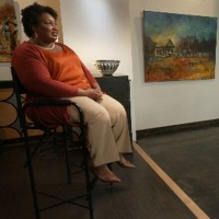 Stacey Abrams Tells CBS SUNDAY MORNING That Her Ambition Is to Run for President Someday Photo