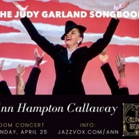 Ann Hampton Callaway to Perform The Judy Garland Songbook Photo