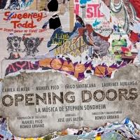 Regresa a Madrid OPENING DOORS, un homenaje a los musicales de Sodheim Photo