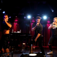 BWW Review: THE BOY BAND BRUNCH Bops and Bounces at The Green Room 42