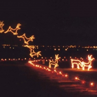 The Grand Announces Winter In Wilmington Drive-Thru Holiday Light Show Photo