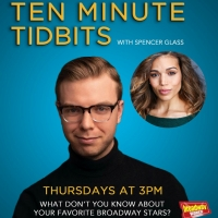 WATCH: Ten Minute Tidbits with Spencer Glass and Guest Ciara Renée! Photo