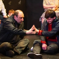 BWW Review: THE CURIOUS INCIDENT OF THE DOG IN THE NIGHT-TIME at Theatre Harrisburg Photo