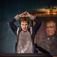 Benedict Cumberbatch's HAMLET In HD Returns to The Ridgefield Playhouse July 9 Photo