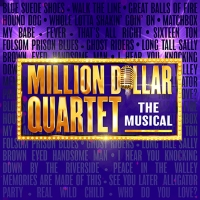 Full Casting Announced For The UK And Ireland Tour Of MILLION DOLLAR QUARTET