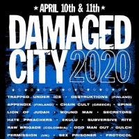 Damaged City Fest 2020 Announces Initial Lineup Photo