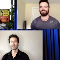 Corey Cott and Aaron Lazar Talk FILTHY RICH and More on Backstage LIVE With Richard R Photo