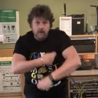 VIDEO: Michael Ball Shows Off His Moves With New Installment of #BoogieWithBall Photo