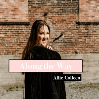 Allie Colleen Shares Reflection in Behind the Music Video Photo