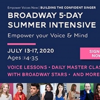 EMPOWERED VOICES NOW offers 5-Day Summer Intensive Photo