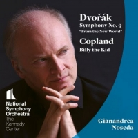 National Symphony Orchestra Announces New Label and Release of FirstRecording