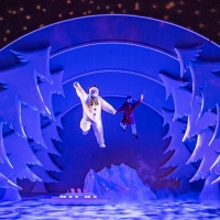 BWW Review: THE SNOWMAN, Peacock Theatre Photo