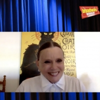VIDEO: Living Legend Ann Reinking Visits Backstage LIVE with Richard Ridge! Photo
