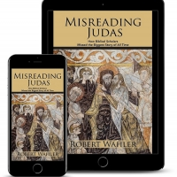 Robert Wahler Releases Book 'Misreading Judas' Photo