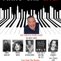 PIANO BAR LIVE! Interactive Streaming Piano Bar Experience Comes To The Duplex With H Photo