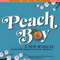 PEACH BOY – A New Musical Original Cast Demo Recording Released Album