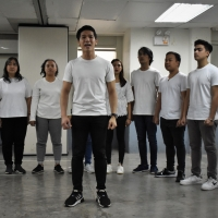 Photo Coverage: In Rehearsal With San Pedro Calungsod The Musical, Starring Gera Photos