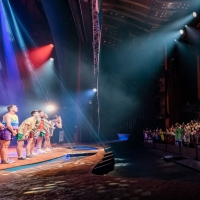 Photo Flash: Get A First Look At MAMMA MIA! In Belgium Photos