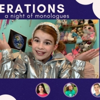 Young Actors Act Through Four Generations in Online Night Of Monologues Photo