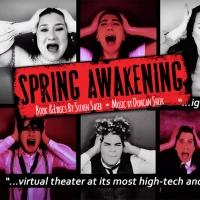 Marcus S. Daniel Presents Virtual SPRING AWAKENING The Musical Photo