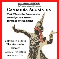 Pan Asian Repertory Theatre Announces Cast for CAMBODIA AGONISTES Photo